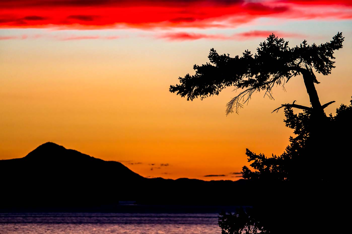 galiano sunset 1