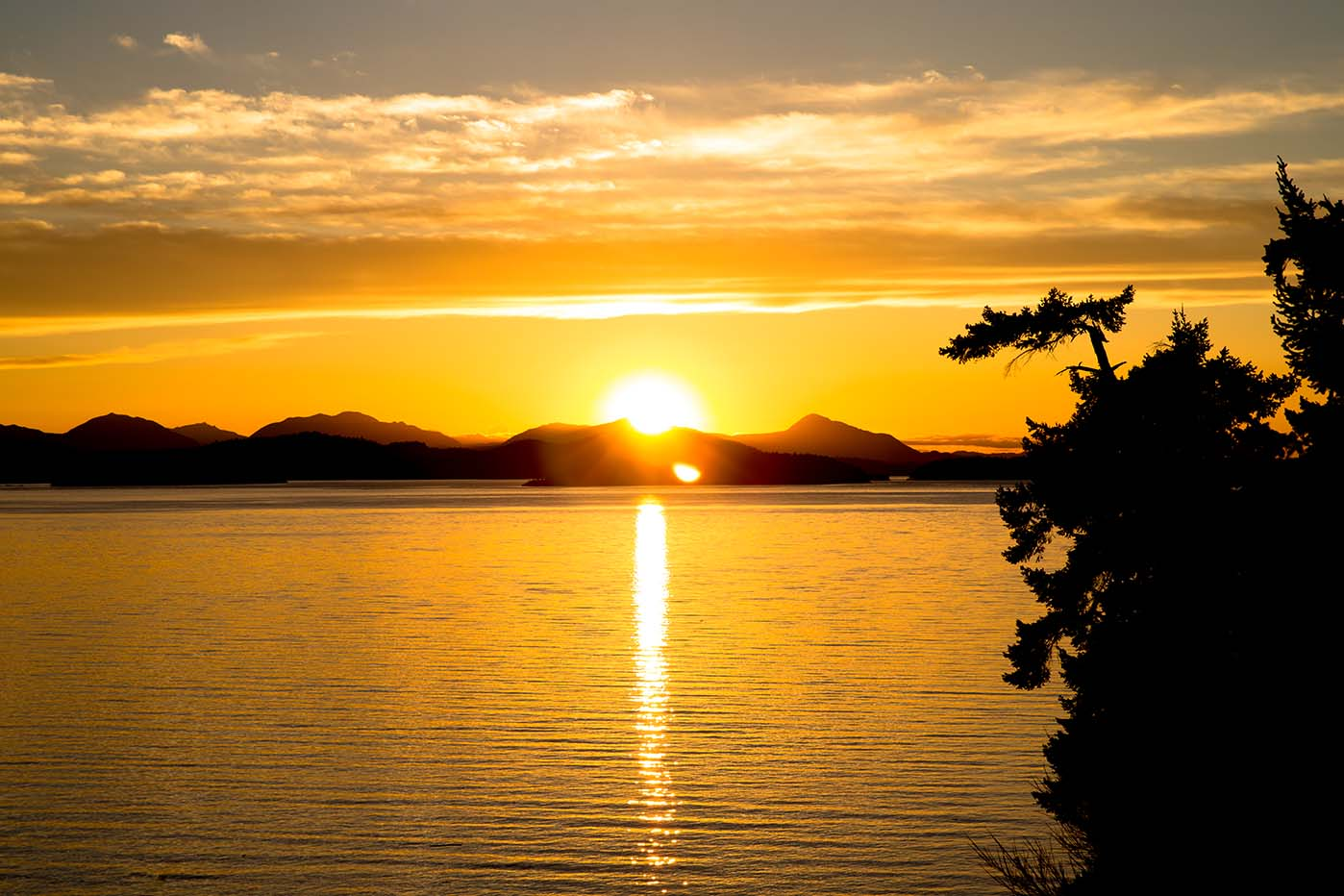 galiano sunset-2